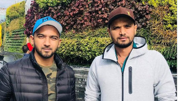 Mashrafe's brother Morsalin tests coronavirus positive