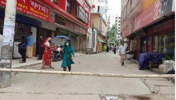 নারায়ণগঞ্জের ৩ এলাকা থেকে লকডাউন প্রত্যাহার