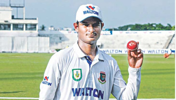 Cricketer Nasum Ahmed loses mother