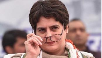 Priyanka asked to vacate govt Bungalow