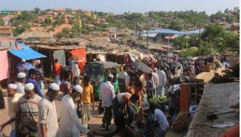 ১১ লাখেরও বেশি রোহিঙ্গা শরণার্থীর বোঝা বহন করছে বাংলাদেশ