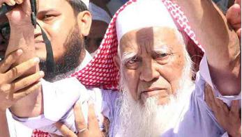 Allama Shafi returns madrasa after recovery