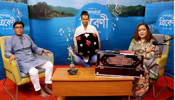 Lovely Deb to join Uday Hakim's live show 'Tribeni' tonight