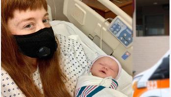 Breastfeeding doesn't spread coronavirus: WHO