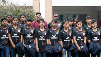 Walton to accord reception to 8 female footballers who pass SSC