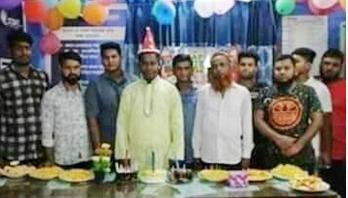 কর্মস্থলে জন্মদিন পালন: সরাইলে পুলিশ কর্মকর্তা প্রত্যাহার