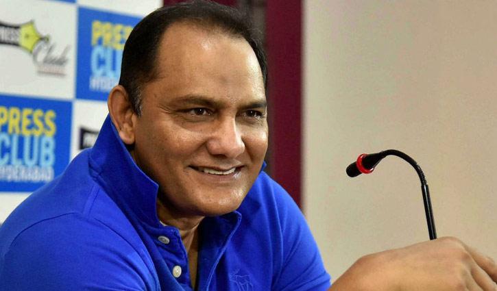 Ready to coach Team India: Mohammad Azharuddin