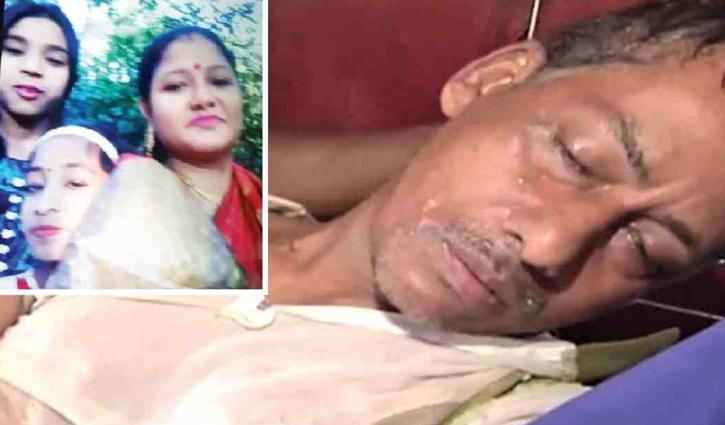 Sukhendu commits suicide after killing 2 daughters: Police