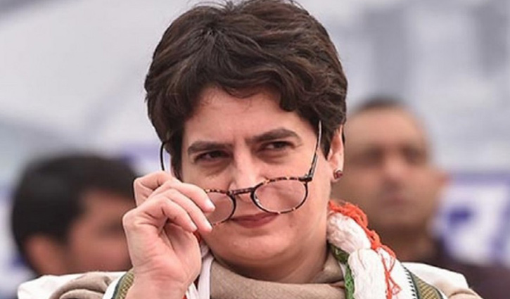Priyanka asked to vacate govt Bungalow