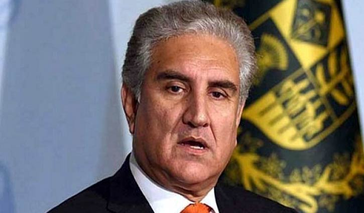 Pakistan foreign minister tests positive for coronavirus
