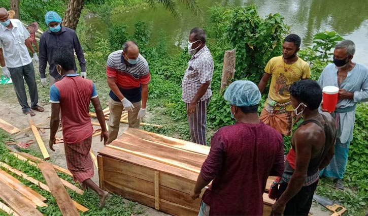 UNO cremates coronavirus-infected village doctor
