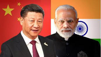 চীন ভারত যুদ্ধ: কে কার পক্ষে