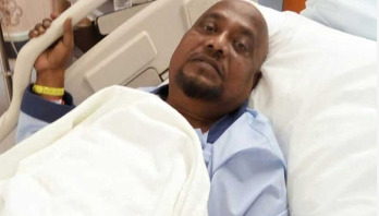 Andrew Kishore's health condition worsens