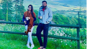Mashrafe's wife also infected with Covid-19