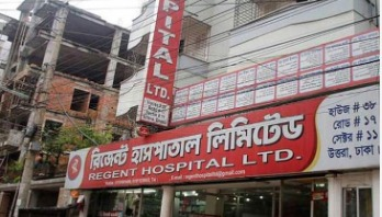 DGHS directs to stop all activities at Regent Hospital