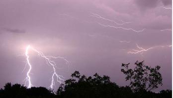 Lightning strikes kill 4 in Lalmonirhat