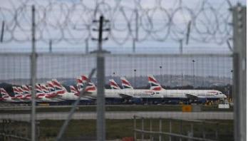 British Airways to suspend 36,000 staff days
