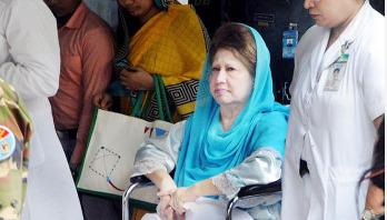 BNP has 3 ways to release Khaleda Zia!