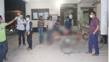 Day laborer hacked dead in Meherpur