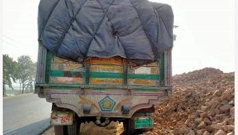 Mymensingh road crash leaves two dead