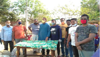 করোনায় অনন্য সম্প্রীতি: আ.লীগ-বিএনপির একসঙ্গে ত্রাণ বিতরণ
