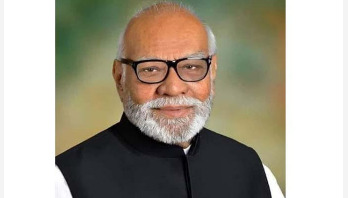 Former Land Minister Shamsur Rahman Sherif dies