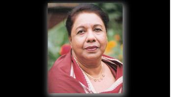 প্রথম নারী জাতীয় অধ্যাপক সুফিয়া আহমেদের ইন্তেকাল