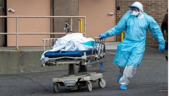 1,094 coronavirus deaths reported in USA