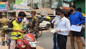 159 persons fined for violating govt instructions