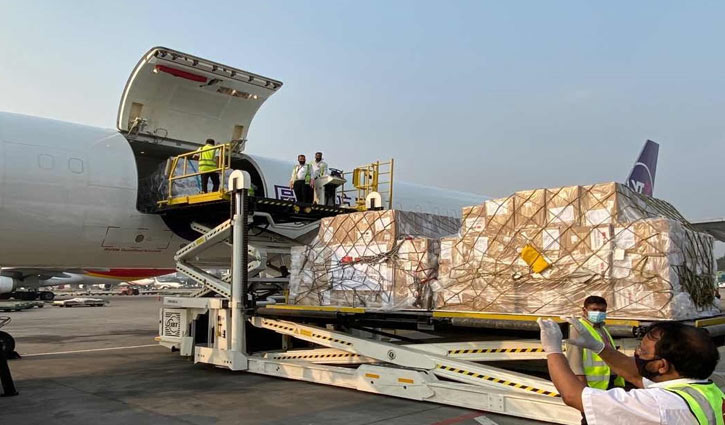 China`s medical logistics reach Dhaka