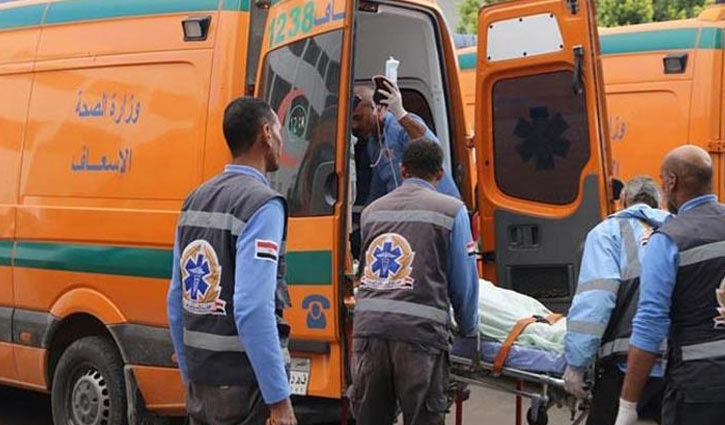 15 killed in Egypt road crash