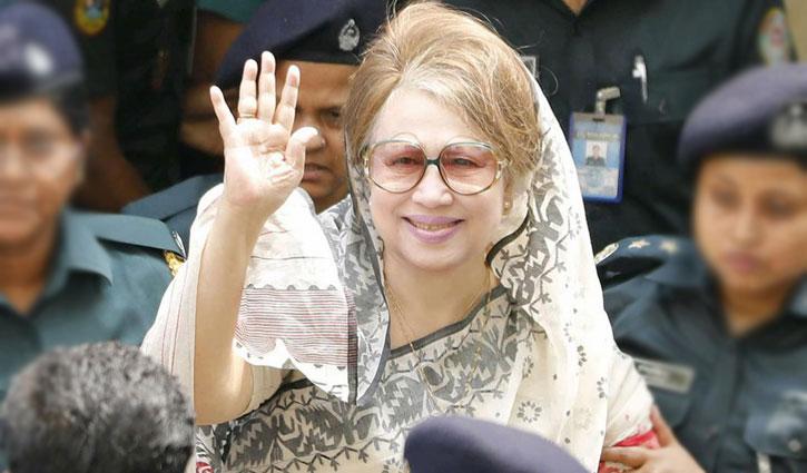 Khaleda Zia gets release