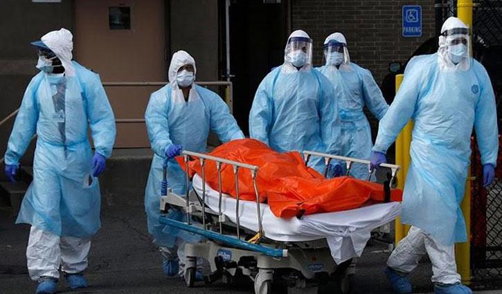 Global death toll from coronavirus reaches 59,141