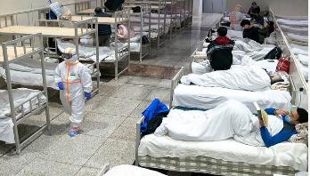 Confirmed global coronavirus cases pass one million