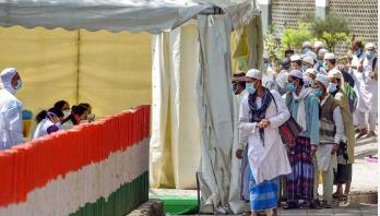 ধর্মীয় সমাবেশে যোগ দেওয়া বিদেশিদের ভিসা বাতিল করলো ভারত