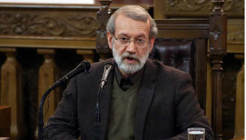 Iran parliament speaker tests positive for COVID-19