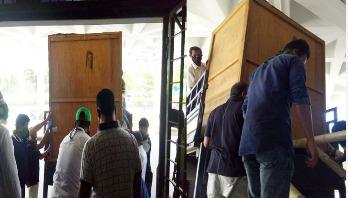 খুলনা মেডিক্যালে এলো করোনা পরীক্ষার পিসিআর মেশিন