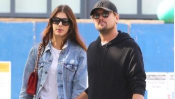 Leonardo DiCaprio in self-quarantine with girlfriend
