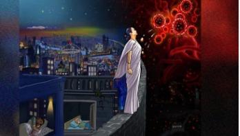 করোনাযুদ্ধে বুক চিতিয়ে মমতা
