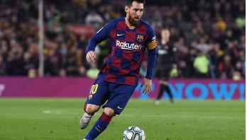 Messi donates nearly Tk 10cr to help fight coronavirus