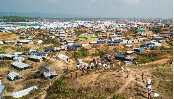 Rohingya refugee camps put under lockdown