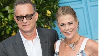 Tom Hanks, Rita Wilson released from hospital