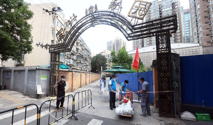 করোনার সংক্রমণ ঠেকাতে চীনে কঠোর ভ্রমণ নিষেধাজ্ঞা