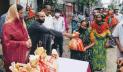 লকডাউনে সাধারণ মানুষের খাদ্য নিশ্চিত করুন: বিদিশা এরশাদ