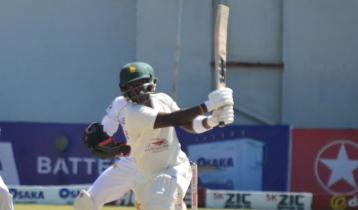 বাংলাদেশ টেস্টে জিম্বাবুয়ে বোলারের সন্দেহজনক বোলিং অ্যাকশন