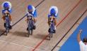 বিশ্ব রেকর্ড গড়ে ইতালি সাইক্লিস্টদের ৬১ বছরে প্রথম সোনা
