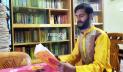 একজন বইপ্রেমী মোয়াজ্জেম হোসেন
