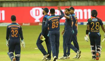 সতীর্থকে রেখে শ্রীলঙ্কা ছাড়লেন ভারতীয় ক্রিকেটাররা