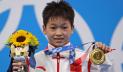 চীনের ১৪ বছর বয়সী ডাইভারের বিশ্ব রেকর্ড