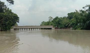 যমুনায় পানি কমলেও বেড়েছে কালীগঙ্গা-ধলেশ্বরীতে